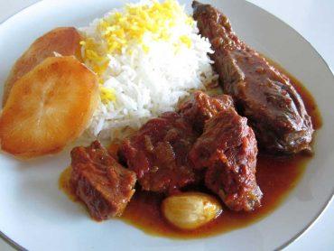 Иранска кухня