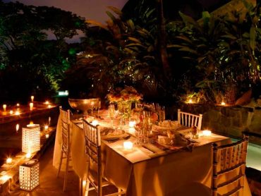 романтична вечеря