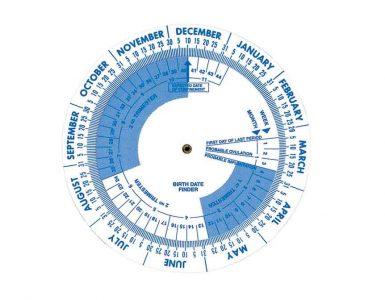 Гестационен календар