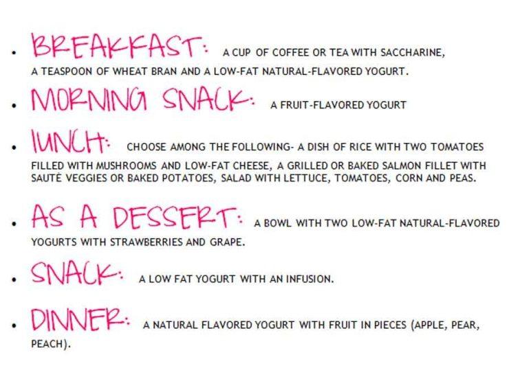 диета с кисело мляко