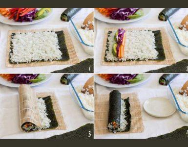 как се прави суши