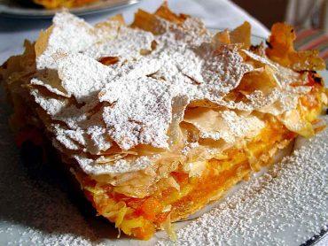 десерти с тиква