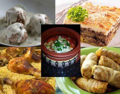 български ястия