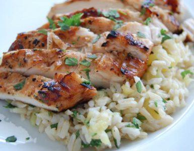 Рецепти с ориз