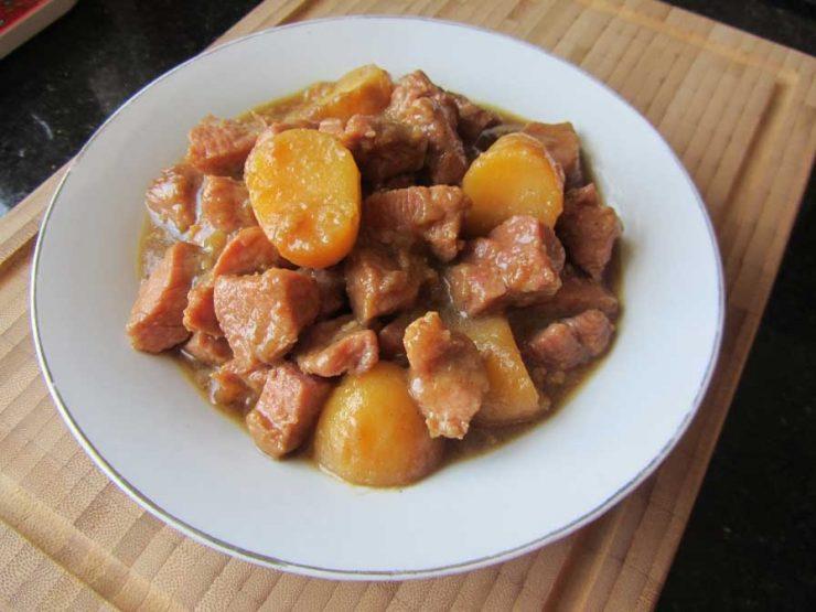 манджа с картофи