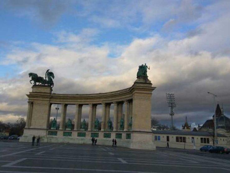 Унгария Будапеща