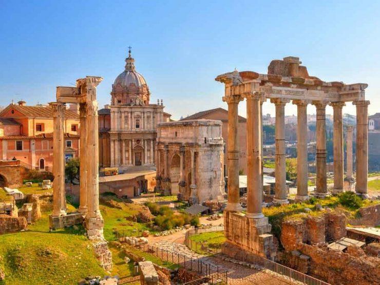Защо всички пътища водят към Рим