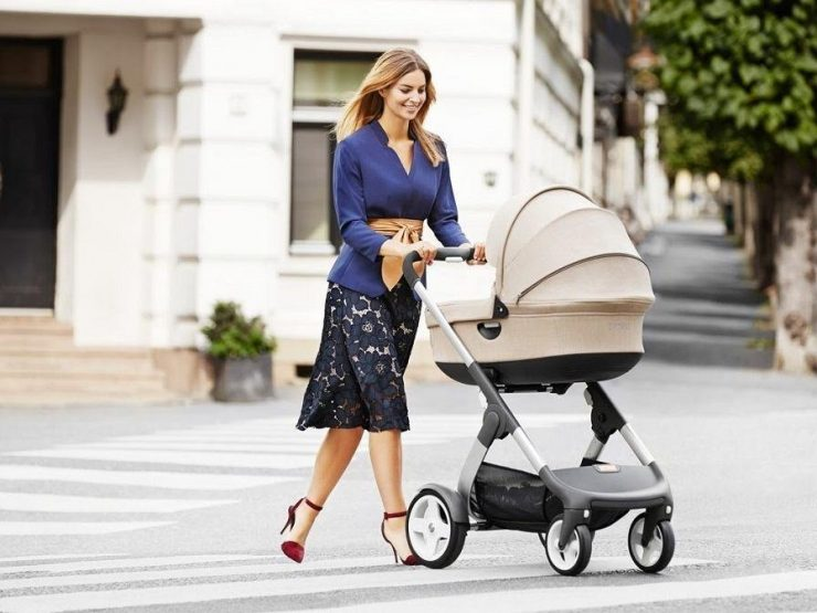 количка за бебе