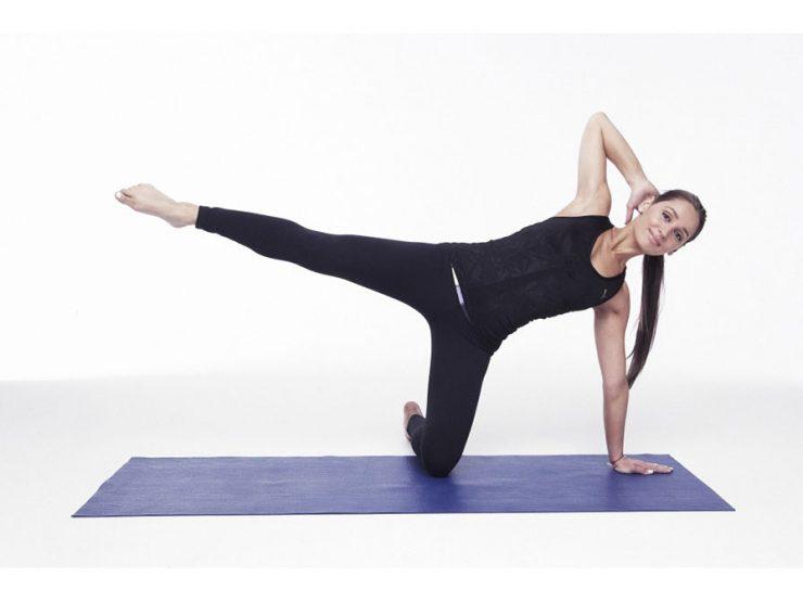 упражнения за отслабване вкъщи