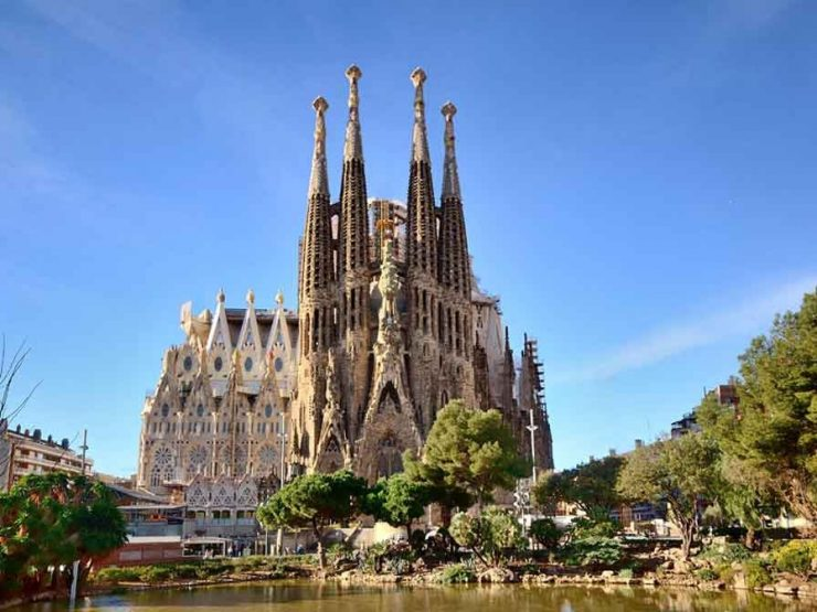 Екскурзия до Барселона