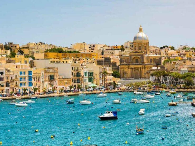 Почивка в Малта