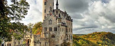 Замъкът Лихтенщайн