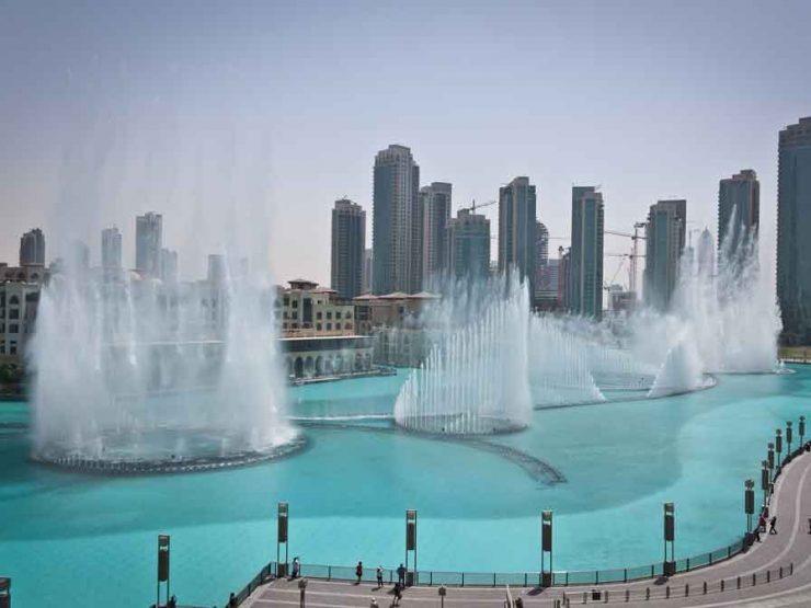 уникалните фонтани