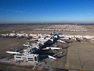 летища в света