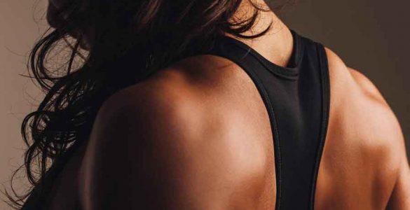 Красиви рамене