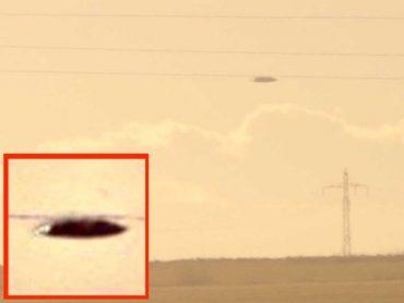 НЛО в България