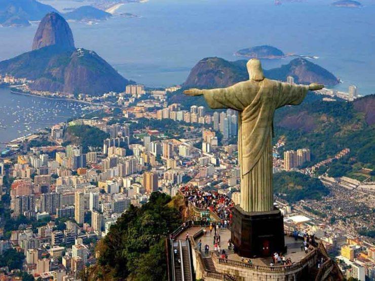 почивка в Бразилия