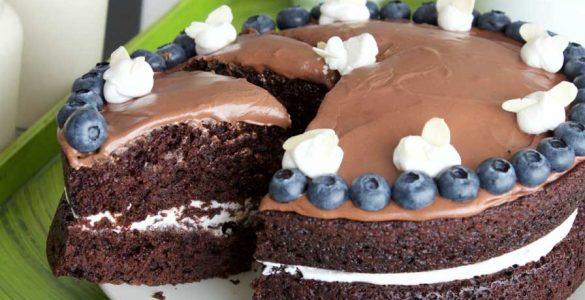 Веган торти