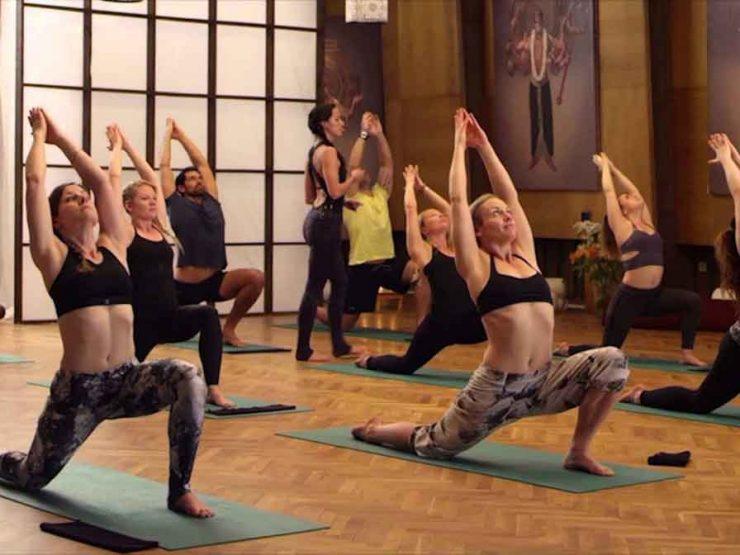 Удая йога