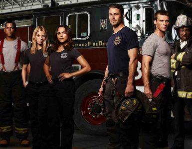 Пожарникарите от Чикаго