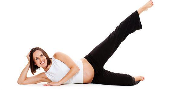 влизане във форма след раждане