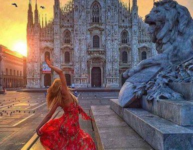 Милано забележителности