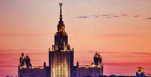 Разноликата Москва