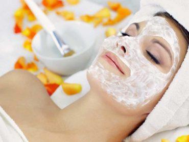 Маска за лице за суха кожа