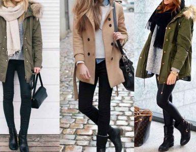 Стилно облечени