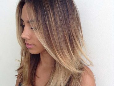 прически за средно дълга коса