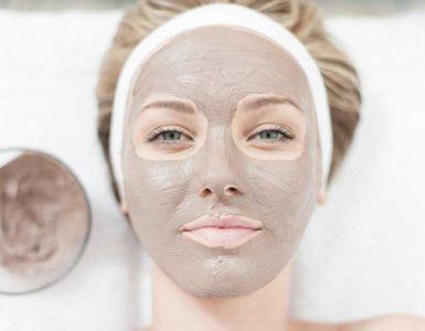 маски за лице против акне