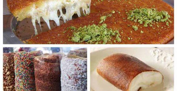 турски сладкиши