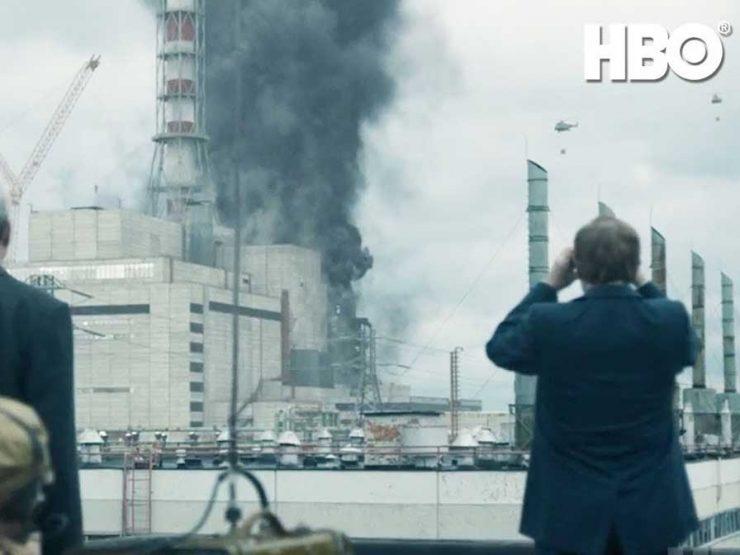 Чернобил сериал
