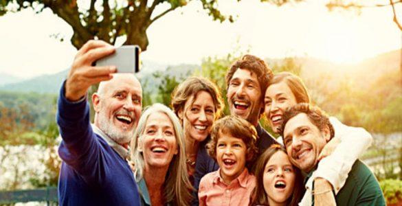 Истинските неща в живота - семейството