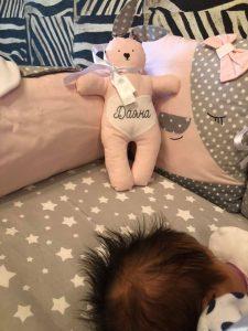 Трето бебе в семейството на Борис Дали